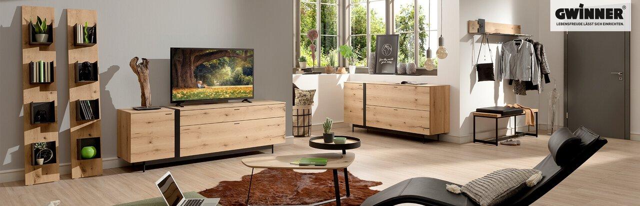 Gwinner Wohnzimmerserien bei Segmüller entdecken