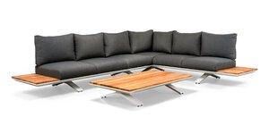3530529-00002 Lounge 3-Sitzer