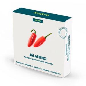 3350008-00000 Jalapeno Chilischoten Samen