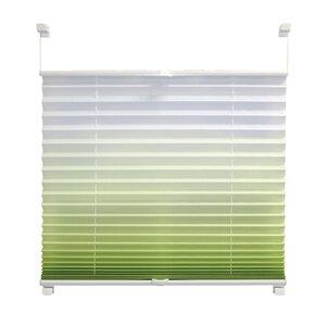83 Acus Plissee Farbverlauf grün M025870-00000