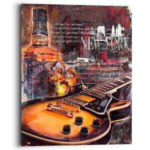 3174868-00000 Guitar Blues Night One 40x50 c