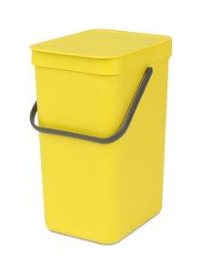 3143310-00000 Abfallbehälter Sort&Go 12 l Ye