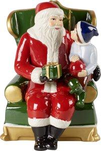 3490088-00000 Santa auf Sessel