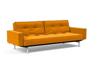 Innovation - Splitback Sofa+AL Chrom M011250-00000