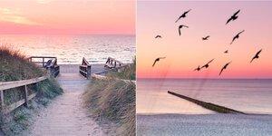 3363715-00000 Strand - Sunset Set I