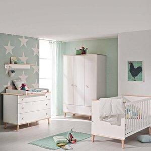 Babyzimmer im Scandi-Look