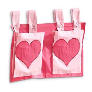 3291240-00000 Stofftasche Herz pink
