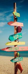 3363679-00000 Strand - Beach signs
