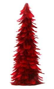 3368037-00000 Baum rot Federn