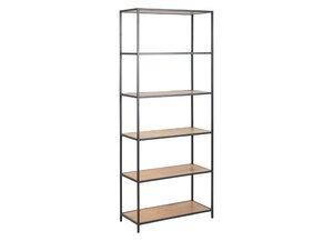 3282779-00000 Bücherregal mit 6 Böden