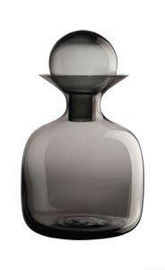 3466725-00000 Karaffe Glas large grey 1,5