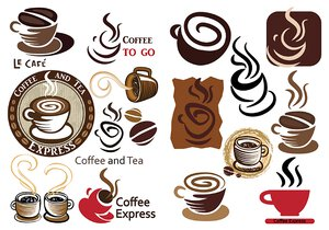 3308614-00000 Stickers KücheKaffeeduft