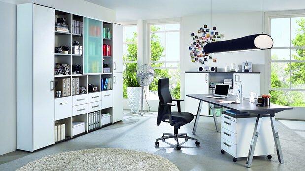 Arbeitszimmer Moderne Modulare