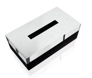 3488774-00000 Kleenexbox chrom/black