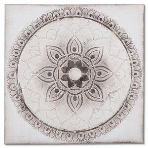 "3366657-00000 Original ""Mandala"" handgemalt"