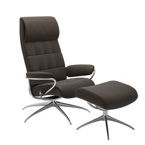 Stressless - London High Back Standard Base Se+Ho M020409-00000