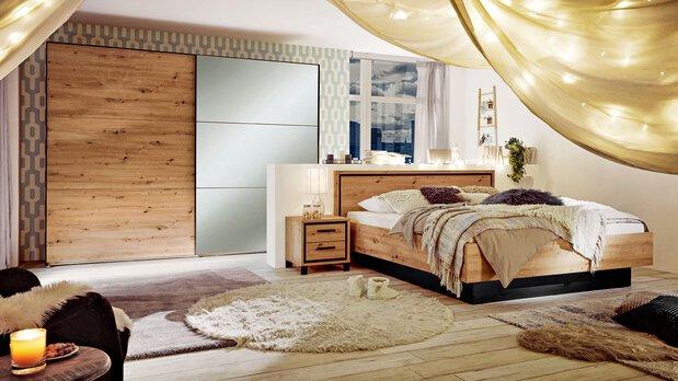 Schlafzimmer Farida