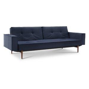 Innovation - Splitback dunkel Sofa + AL