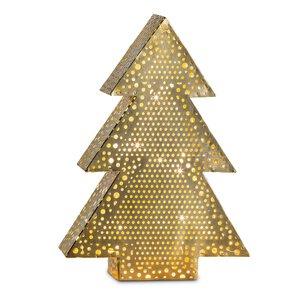 3245925-00000 Tannenbaum Eisen mit 40 LEDs
