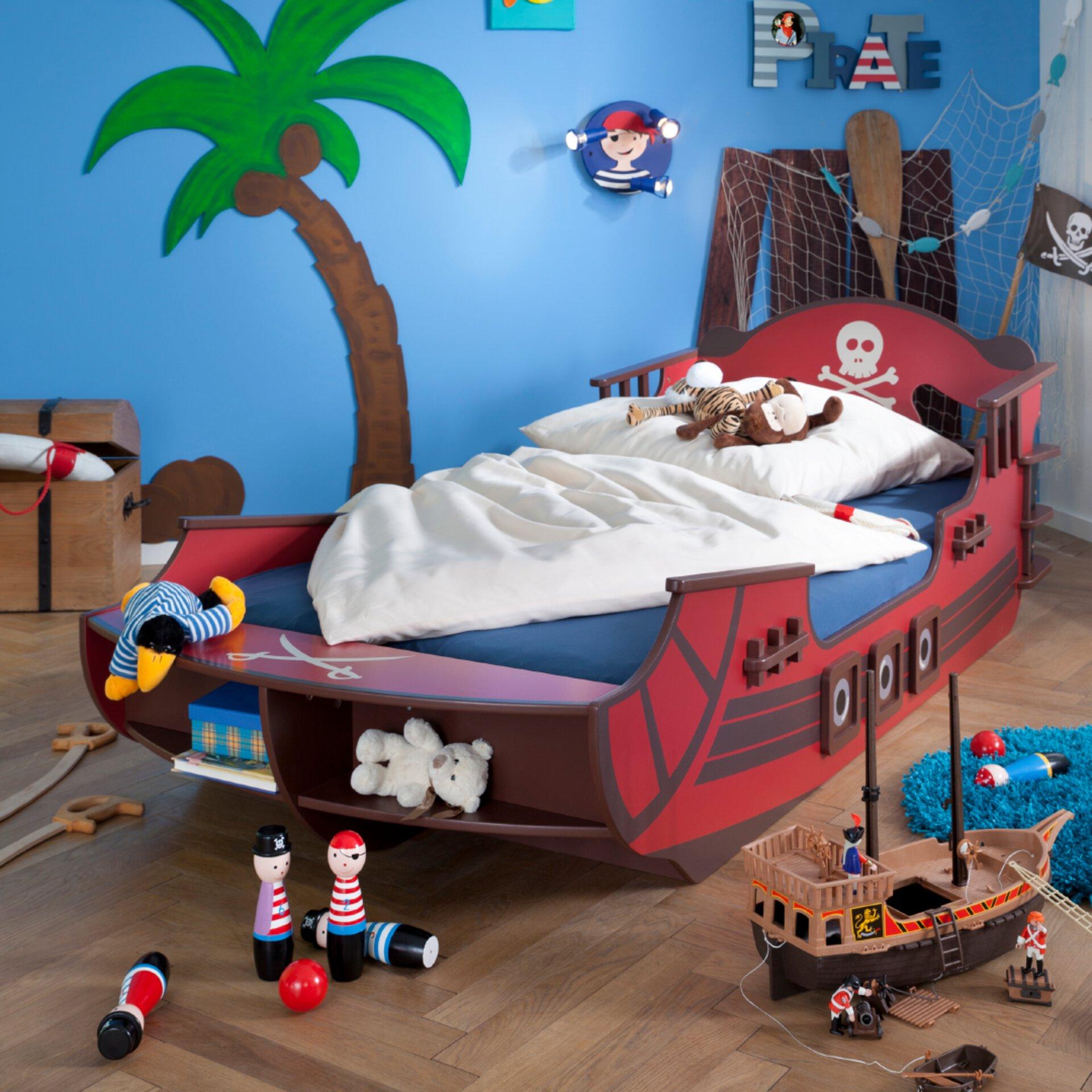 Piratenbett 90 x 200 cm