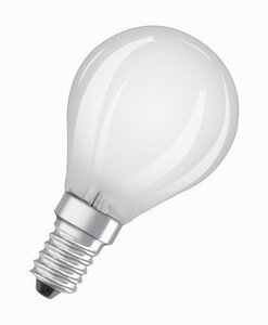 3532625-00000 E14/4 Watt LED Tropfen