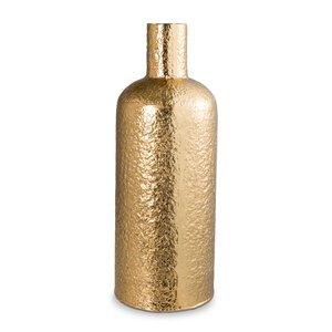 3246312-00000 Flaschenvase goldfarben