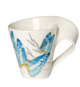3099370-00000 Becher m.Henkel NewWave Caffe
