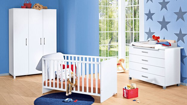 Babyzimmer Tonio Plus