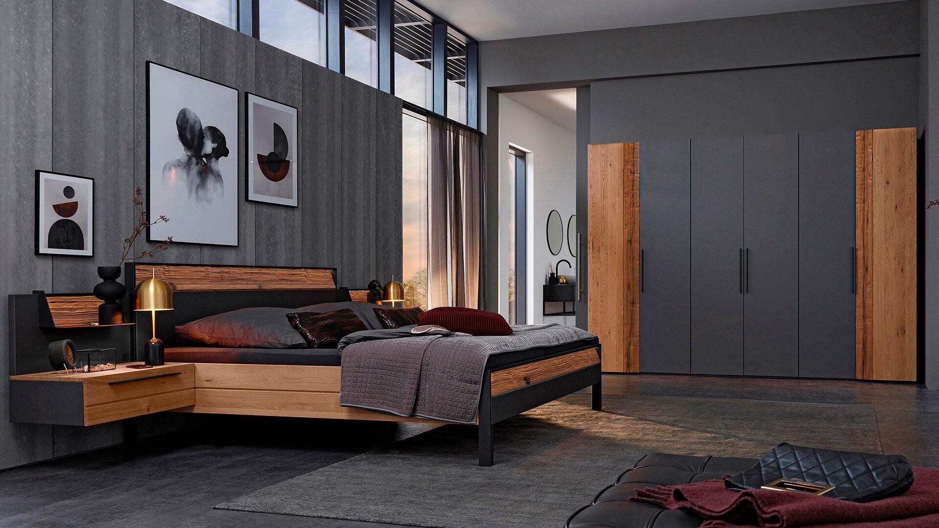 Schlafzimmer Serie Joline