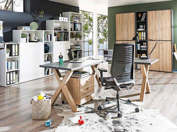 Arbeitszimmer Mister Office