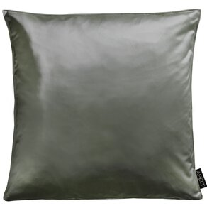 3545699-00000 Kissen gef. 45x45cm Uni Satin