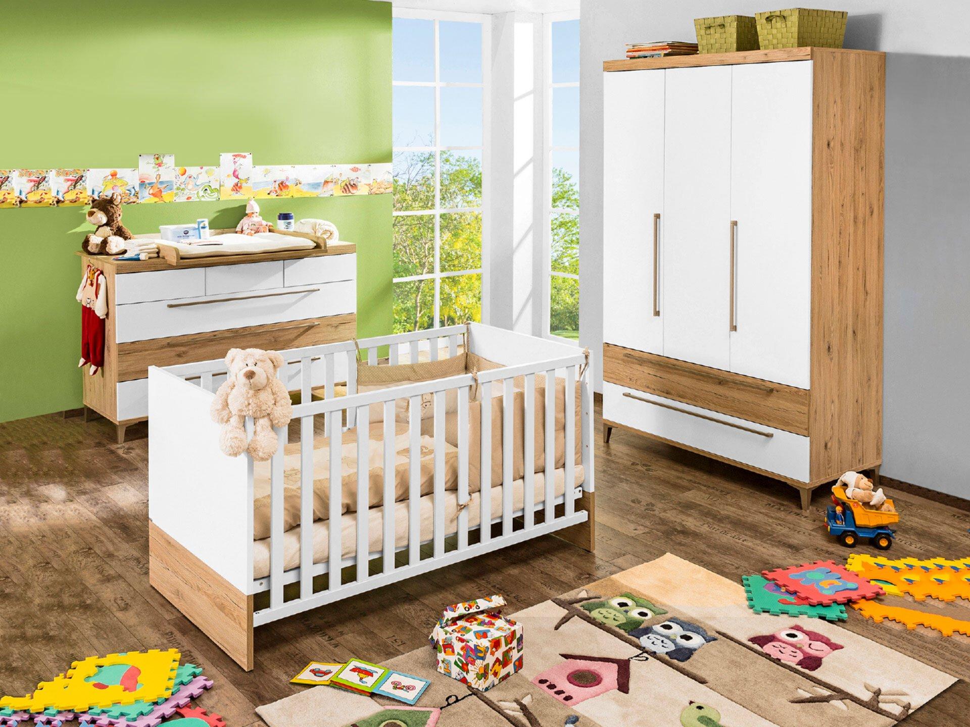 Babyzimmer Serie Remo