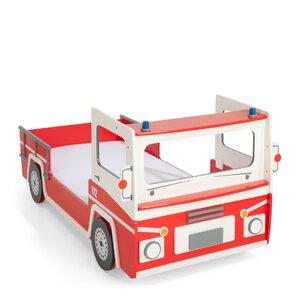 "2559475-00000 Feuerwehrauto-Bett ""SOS 112"""