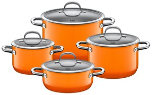 3310714-00000 Topfset Passion Orange 4 tlg.