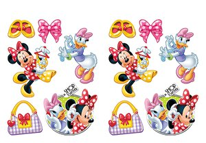 3308572-00000 Stickers KinderMini Mouse