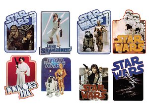 3308612-00000 Stickers KinderStar Wars