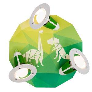 "3572900-00000 Strahler ""Dinopoly grün"""