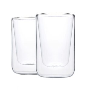 3111519-00000 Cappuccino-Gläser 2er-Set Nero