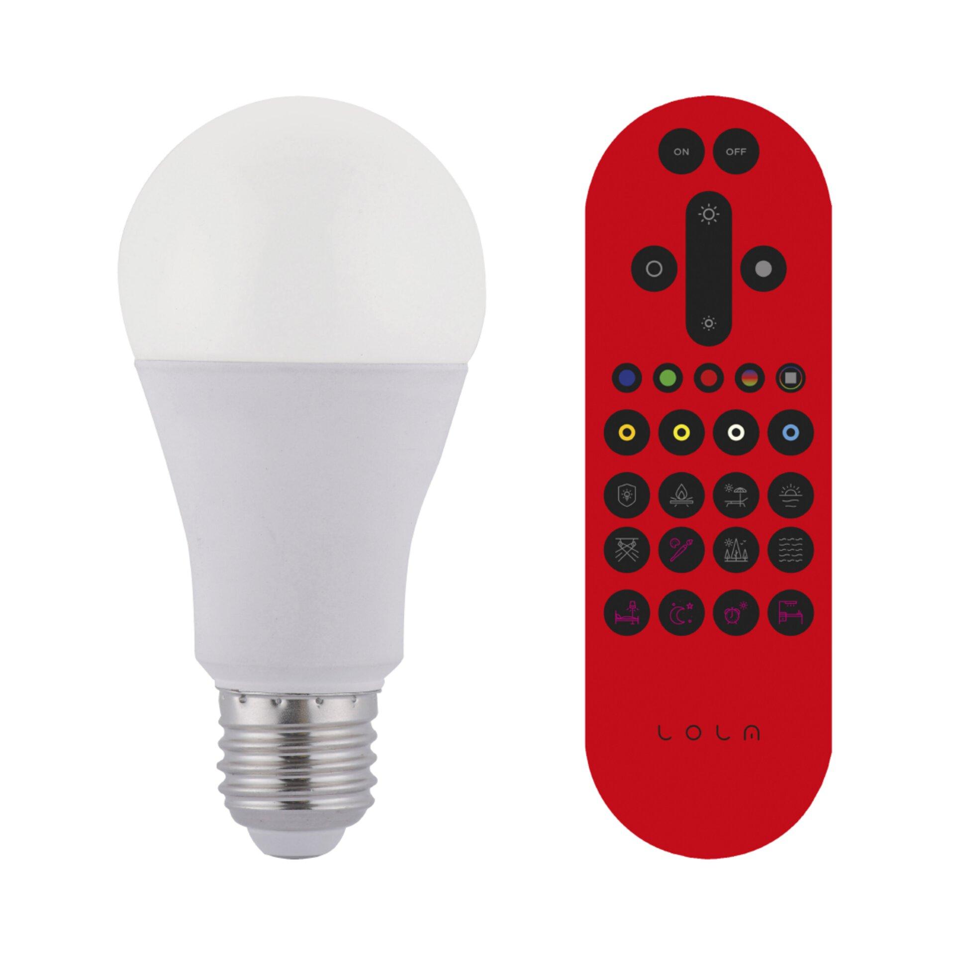 LED Birne E27 | 10W | A+