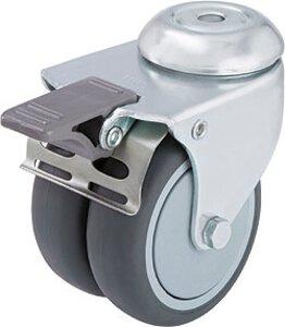 2904460-00000 Rollen-Set zu Sockel M4 Ø 5cm