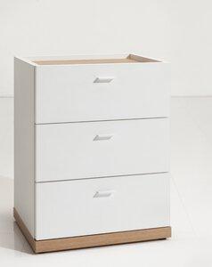 3261745-00001 Nachtkonsole mit 3 Schubladen