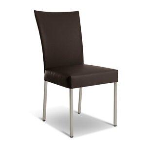 Bert Plantagie - Felp Stuhl eckige Füße M010411-00000