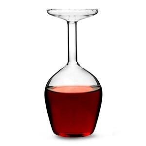 3316331-00000 Verkehrtes Weinglas