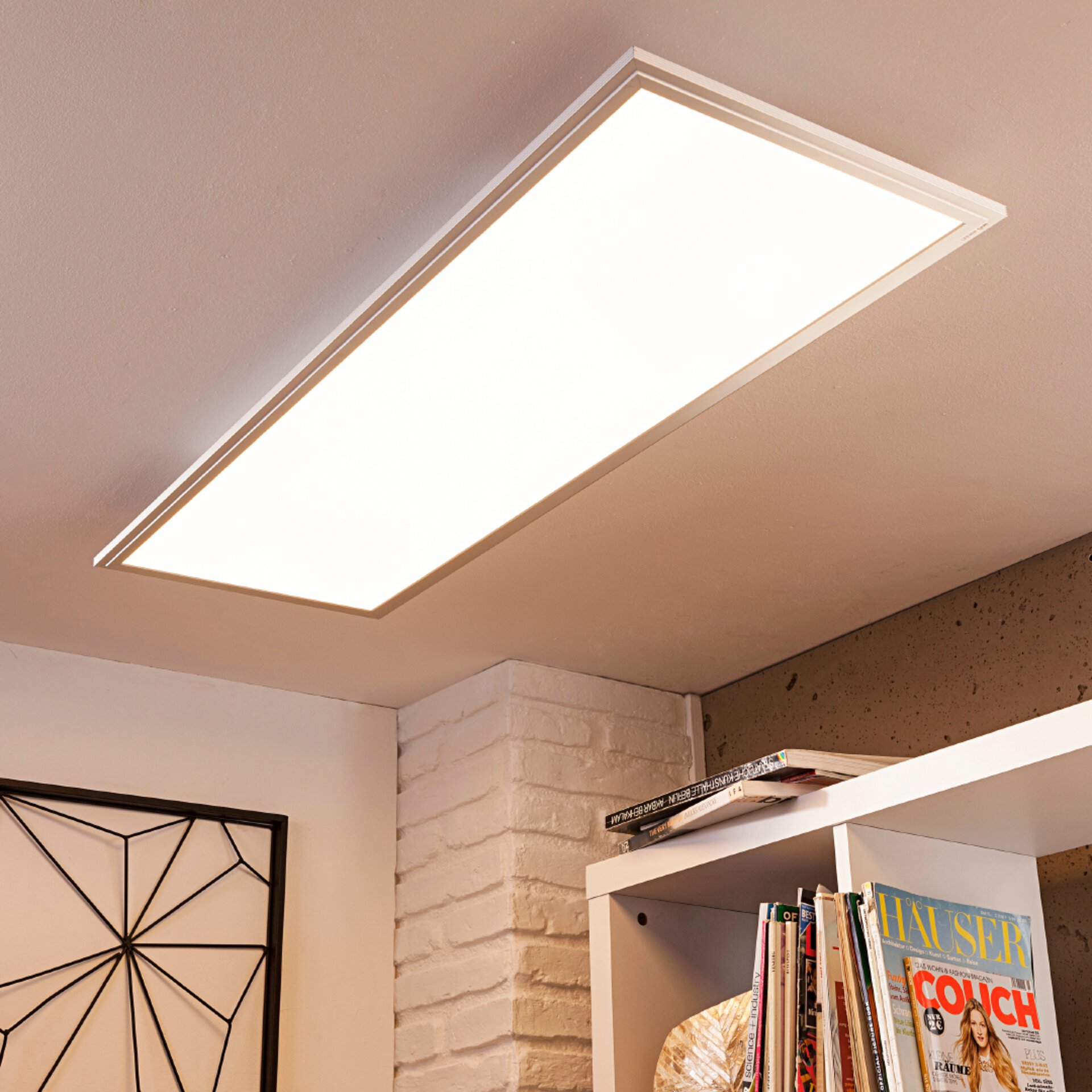 LED-Deckenleuchte, Länge 100cm