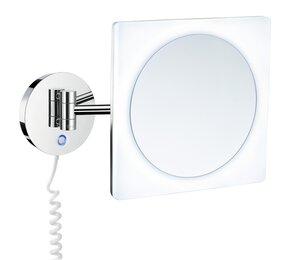 3182547-00000 Wand-Kosmetikspiegel 5-fach