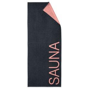 3443360-00000 Saunatuch Doubleface rosenholz