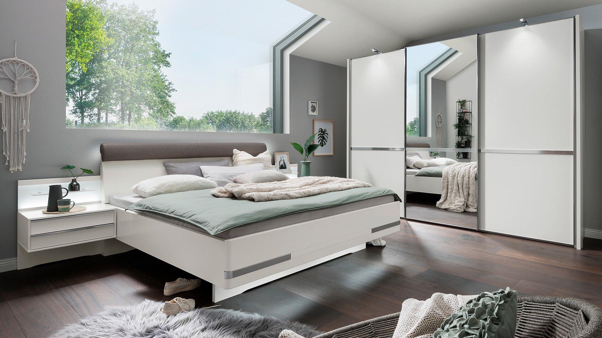 Schlafzimmer Serie Arktis