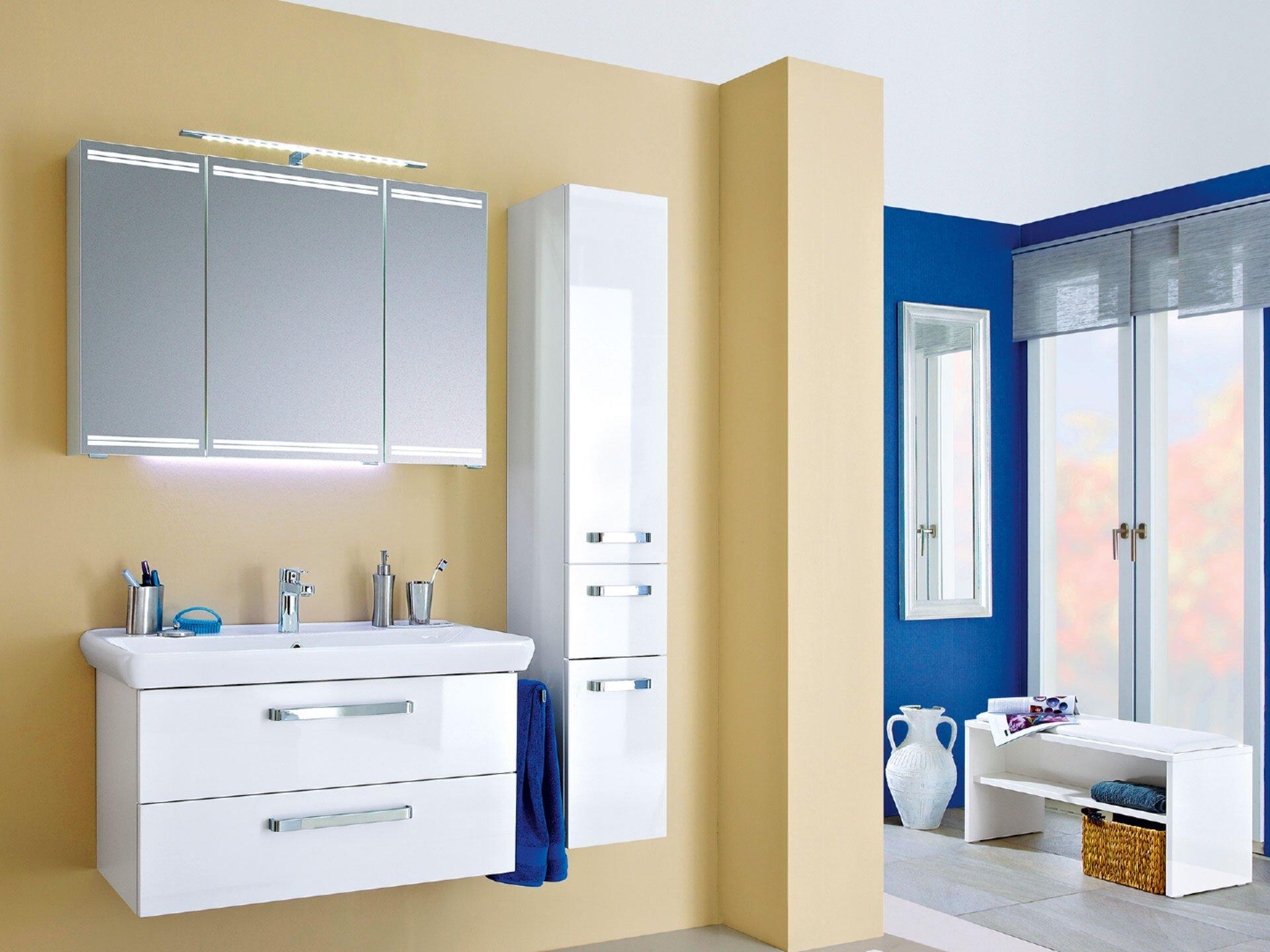 Badezimmer Serie Pineo
