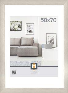 3447859-00000 Rahmen Alu 50x70 silber 557012