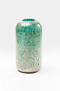 3270625-00000 Vase Moonscape Turquoise 31cm